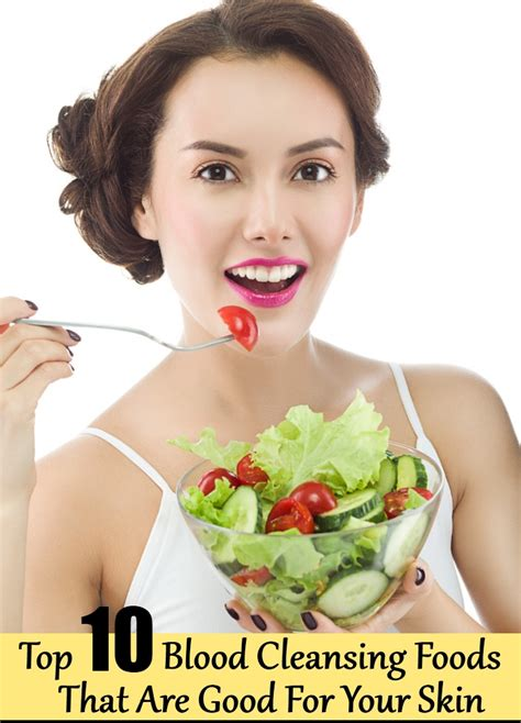 Is A Detox For Your Skin by Top 10 Blood Cleansing Foods That Are For Your Skin