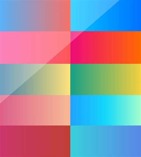 background warna 10 background gradient warna pastel gratis desain 360