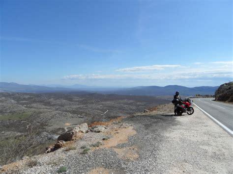 Youtube Motorradtouren Kroatien by Kroatien Hinterland 2 Autozug Triest Motorradtour