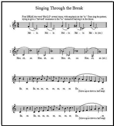 Tension Per Standar Sing X Ride 78 images about choir sight reading warm ups on elementary warm up