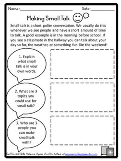 Social Skills Free Worksheets by Best 25 Social Skills Autism Ideas On Social