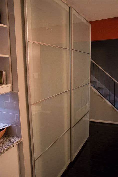 Sliding Doors For Closets Ikea Ikea Pax System As Sliding Closet Doors Sliding Doors Ikea Pax Ikea Hacks And