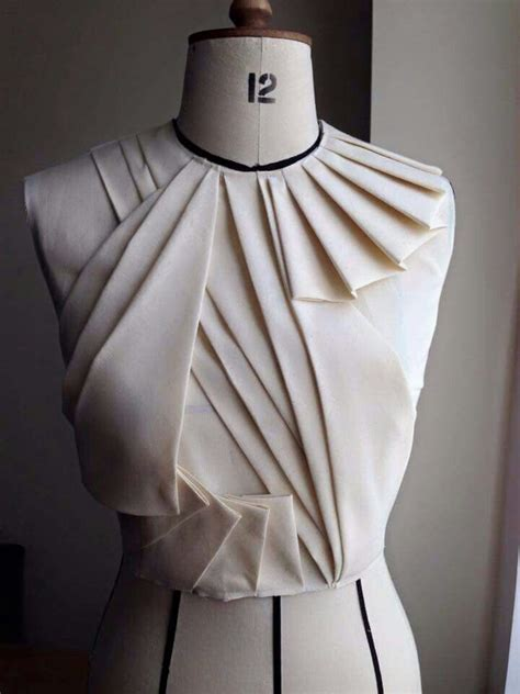 patternmaking for fashion design pinterest moulage draping fabricsmanipulation couturetechniques