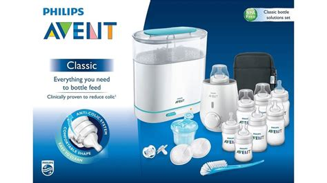 Maspion Electric Warmer Mw 85 avent classic bottle solution set incl steriliser and food