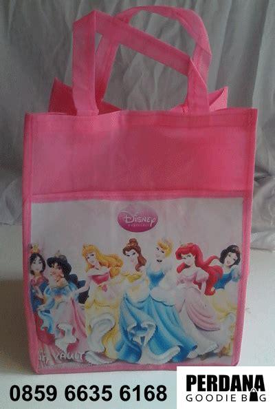 tas ulang tahun princess disney goodie bag ultah anak
