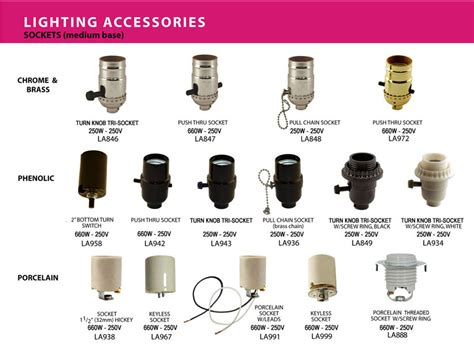 Multifunctional Table incandescent sockets amp adapters atron electro industries