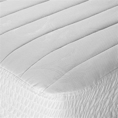 twin bed mattress pad buy therapedic 174 pure sensation twin extra long mattress pad from bed bath beyond