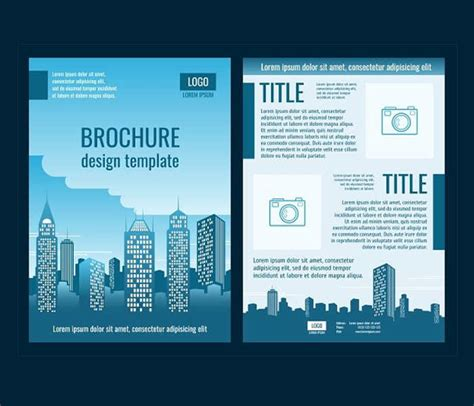 company brochure design templates 19 construction company brochure templates free pdf