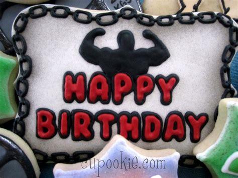 Happy Birthday Wishes Bodybuilders Happy Birthday Muscle Man Andrea Flickr
