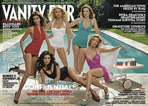 Desperate Vanity Fair teri hačer otkrila dugo skrivanu istinu o quot očajnim