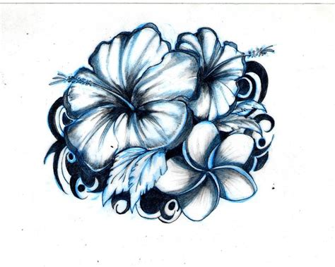hawaiian hibiscus tattoo designs 35 flower design sles and ideas