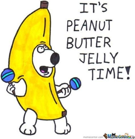 Peanut Butter And Jelly Meme - peanut butter jelly time by recyclebin meme center