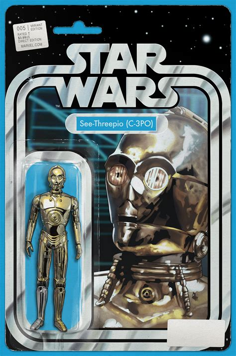 figure variant covers wars look wars 5 variant cover with c 3po