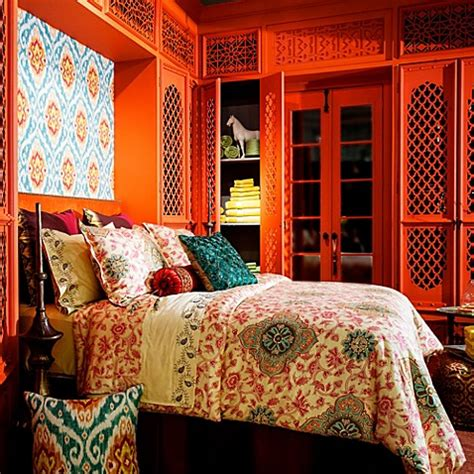 Moroccan Bed Sets Iman Home Morocco Comforter Set Bed Bath Beyond
