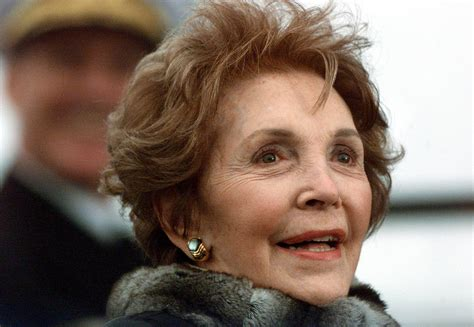nancy reagan former first lady nancy reagan has died 13newsnow com