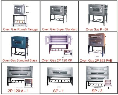 Oven Gas Indonesia oven gas and mixer indonesia