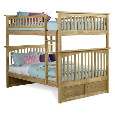 Maple Bunk Bed Maple Classic Arch Slatted Bunk Bed Rosenberryrooms