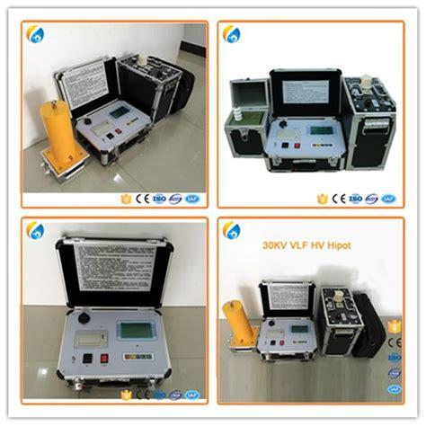 alibaba rfq alibaba rfq hotsale 80kv vlf ac high voltage test