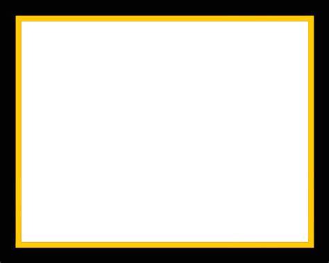 Frame O Breadbox Vr46 Black Yellow gold border transparent view size gold border transparent n linkuplink info