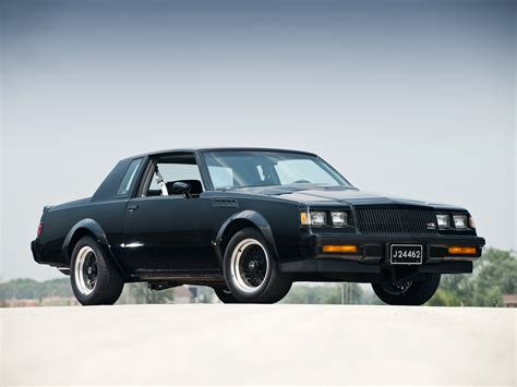 Buick Gnx 87 The 10 Best Cars Of The 1980s Thrillist
