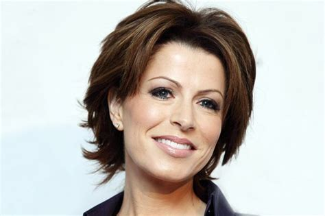 hair styles of female news reporters in britain natasha kaplinsky bbc forced me to appear on strictly