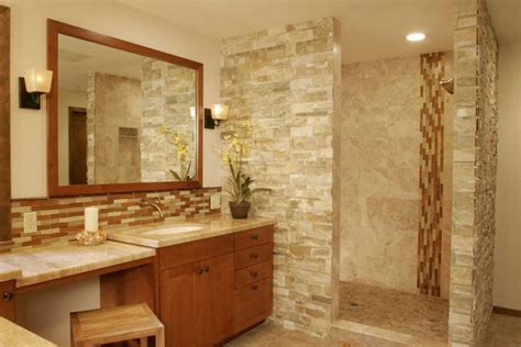 Desain Kamar Mandi Granit   model lantai kamar mandi 2017 populer renovasi rumah net