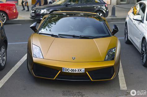 Aubameyang Lamborghini by Lamborghini Gallardo Lp560 4 21 April 2014 Autogespot