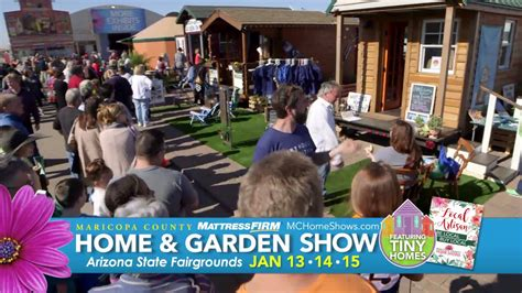 maricopa county home and garden show january 13 15 2017
