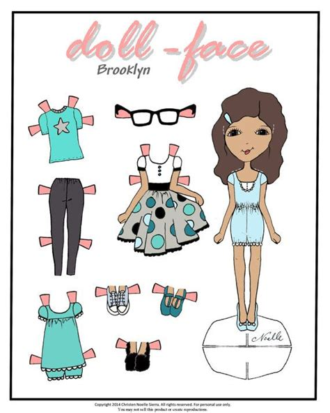printable paper doll faces doll face printable paper dolls art print hand by