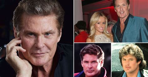 Hasselhoff Battles Boozing Reports by David Hasselhoff On His Battle With Booze And Why He Doesn