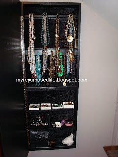 diy standing mirror jewelry armoire how to diy jewelry armoire my repurposed life