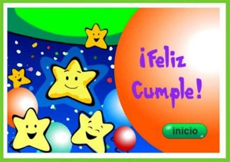 imagenes virtuales de feliz cumpleaños tarjetas gratis postales de feliz cumpleanos animadas