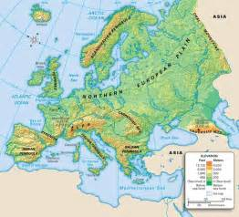 Map Of Europe Mountains by Mrgrayhistory Unit 6 Early Middle Ages