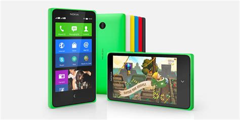 nokia android android nokia x x and xl full phone specifications