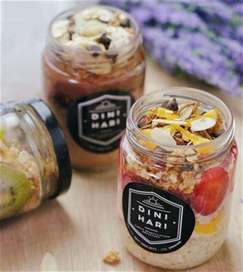 membuat usaha makanan ringan jual makanan ringan yang menguntungkan dagang bubur oats