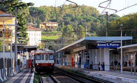 roma civitavecchia porto treno stazione ferroviaria roma san pietro port mobility