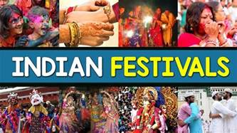 Festivals In Amazing Festivals Of India Keeping Nations Spirit Alive