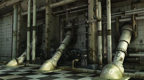 Industrial Wall L by Industrial Wall By Bastrup On Deviantart