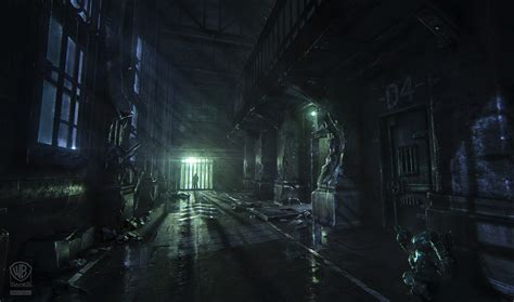 batman arkham origins concept art digitalartio