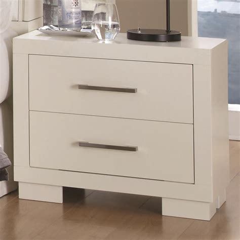 bedroom cool white nightstand with drawers night stand modern white night stand with storage drawers 202992 ebay