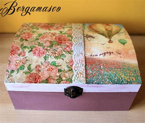 Decoupage Box Ideas - 17 best images about decoupage ideas on