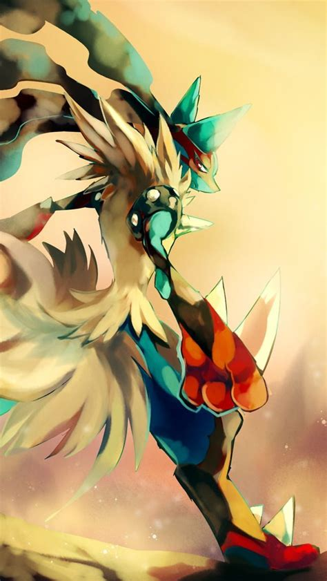 wallpaper iphone hd pokemon mega lucario pokemon iphone wallpaper mobile9