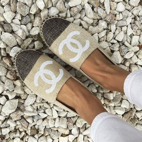 Chanel Espadrilles Summer 2016 chanel espadrille summer espadrilles trend 2016 http