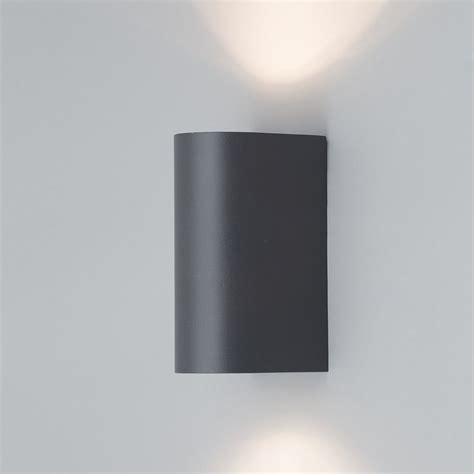 Irwell Up Down Light Outdoor Wall Light Black From Outdoor Up Lighting