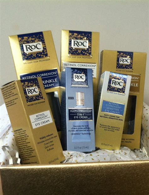 Skincare Giveaway - roc skin care giveaway worth 143 brooklyn farm girl