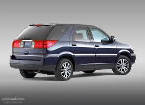 Buick Rendezous Buick Rendezvous Specs 2002 2003 2004 2005 2006