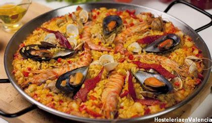 Paella De Marisco Recetas En Hosteleriaenvalencia Com