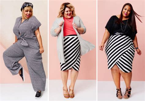plus size models over 50 fabulous new fashion options for plus sized women better