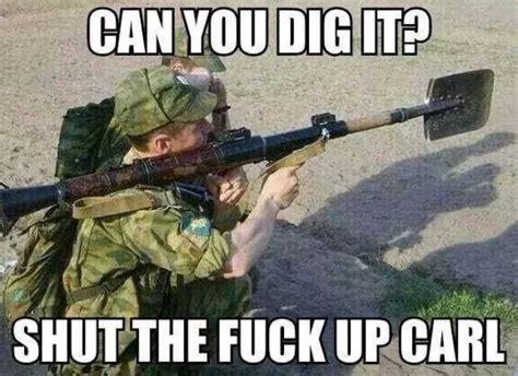 Carl Meme - army carl meme memes