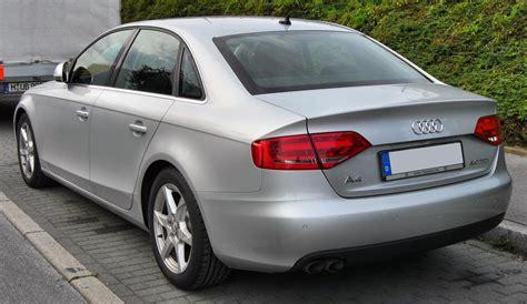 Audi A4 Tdi 2 0 by File Audi A4 B8 2 0 Tdi 20090906 Rear Jpg